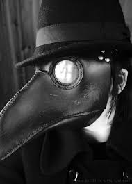 white plague doctor mask plague doctor mask id by oomizuao on deviantart