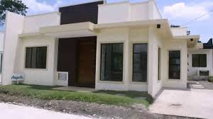 70 Square Meters 60 Sqm House Design Philippines Youtube