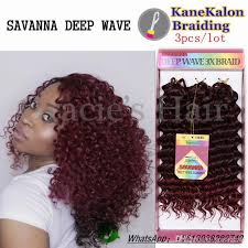 savannah braids hairstyles synthetic ombre kanekalon braiding hair extensions 10inch synthetic