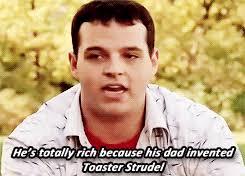 Who Invented Toaster Strudel Got7 Version Of Mean Girls Random Onehallyu