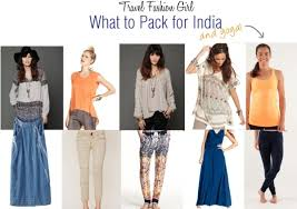 travel clothing images What to pack for india packing list and tips jpg