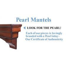amazon com pearl mantels classique fireplace mantel 50 inch