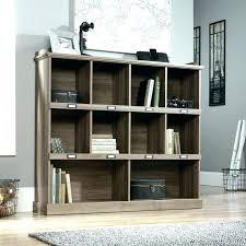 Espresso Corner Bookcase 5 Shelf Corner Bookcase Simpleclick Me