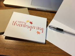 thanksgiving stationery paper ways to show your gratitude this thanksgiving