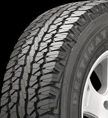 Great Customer Choice 33x12 5x17 All Terrain Tires Destination A T