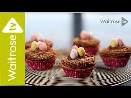 Easter Decoration Ideas Video by Easter Cupcake Decorating Ideas Interactive Video Waitrose