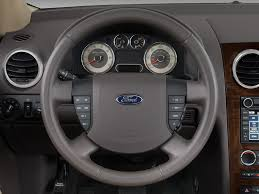 Ford Taurus Interior 2008 Ford Taurus X Steering Wheel Interior Photo Automotive Com