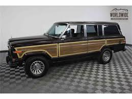 jeep 1990 1990 jeep wagoneer for sale classiccars com cc 986658