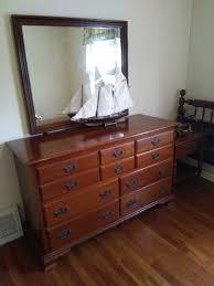 Lexington Cherry Bedroom Furniture Find Ethan Allen At Estate Sales
