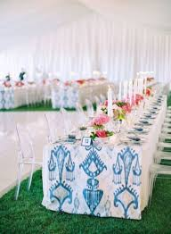 Wedding Table Clothes Chic Wedding Tablecloths Ideas 26 Trendy Printed Tablecloth