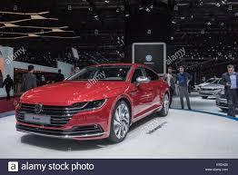 volkswagen arteon 2017 volkswagen arteon at the 87th geneva international motor auto