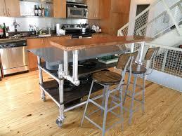 kitchen island with raised bar breakfast bar table fresh kitchen island raised bar or flat stool