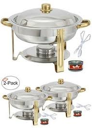 sterno 7 ounce entertainment cooking fuel 6 pack chafing dishes