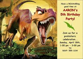 Birthday Party Invitation Cards Free Printable Dinosaur Birthday Invitations Birthday Party Invitations