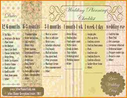 easy wedding planning 5 simple wedding planning checklist expense report