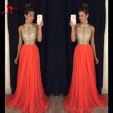 formal dresses to wear to a wedding aliexpress buy prom dresses 2016 high neck evening dresses
