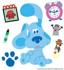 blue u0027s clues crafts stuff blues