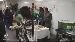 early thanksgiving dinner for san jose foster children story ktvu