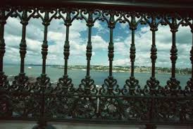 Wrought Iron Banister Rails How To Replace A Wood Railing With Wrought Iron Home Guides Sf