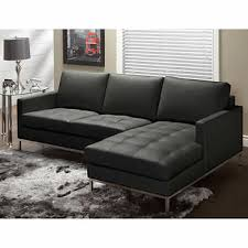 Leather Sofa With Chaise Lounge by Sectionals U0026 Chaises Costco