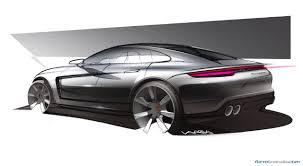 Porsche Panamera 2016 - porsche designers on the 2016 panamera