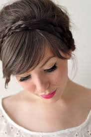 plaited hairstyles for short hair braided hairstyles for short hair tumblr behairstyles com