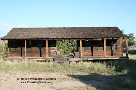 texas ranch homes cf ranch west texas set locations western town film west texas