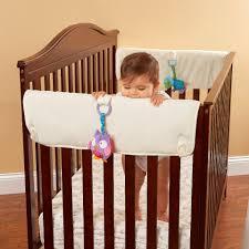 babies r us soft cloth side crib rail covers 2 pack babies