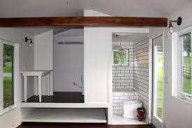 single level tiny house the hikari box tiny house a modern tiny house design by shelter