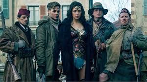 woman epilogue scene teases justice league connection