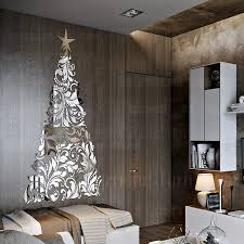 Christmas Decoration Online China by Online Buy Wholesale Wall Christmas Tree 3d From China Wall