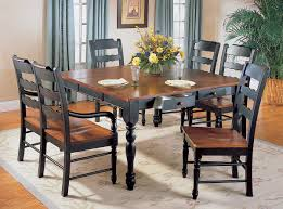 sedgefield dining table with drawers and extension homelegance