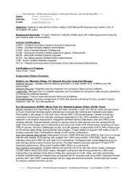 security engineer sample resume 22 awesome collection of