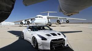 Nissan Gtr Custom - dub magazine air force gt r