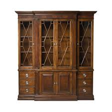 how to display china in a cabinet shop china cabinets storage display ethan allen ethan allen