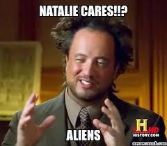 Natalie Meme - cares