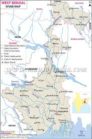 america map with rivers west bengal river map west bengal rivers