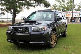 subaru forester modified 2008 subaru forester xt sports for sale fayetteville north carolina
