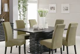 Grey Leather Dining Chair Dining Room Gray Leather Dining Room Chairs Beautiful Padded