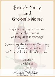 wedding invitation wording divorced and remarried parents