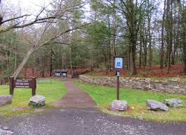Hacklebarney State Park Map by Gone Hikin U0027 Stokes State Forest Nj Stony Brook And Sunrise
