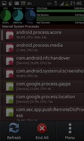 android cpu usage problem android process acore android providers