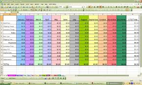free expenses spreadsheet template for small business and mac