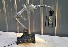 Steampunk Desk Lamp Lighting