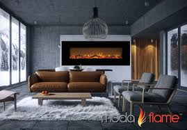 decor u0026 tips stunning living room with linear fireplace and