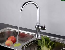 Single Hole Kitchen Sink Faucet by Single Hole Kitchen Faucet Aiken Single Hole Kitchen Faucet With