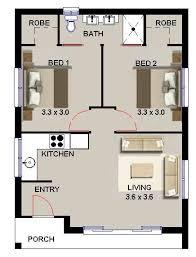 3 bedroom flat floor plan granny flat plans granny flat 2 bedroom granny flat pinteres