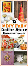 Home Decorating Store by 15 Diy Fall Dollar Store Home Decor Projects Dollar Store Crafts
