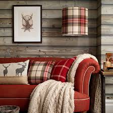 how to cover a drum lampshade ideal home