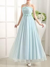 Dresses For Prom Blue Sleeveless Maxi Dress For Prom Bridesmaid Dress Ph